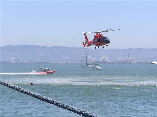 Coast Guard Rescue - 2nd pic