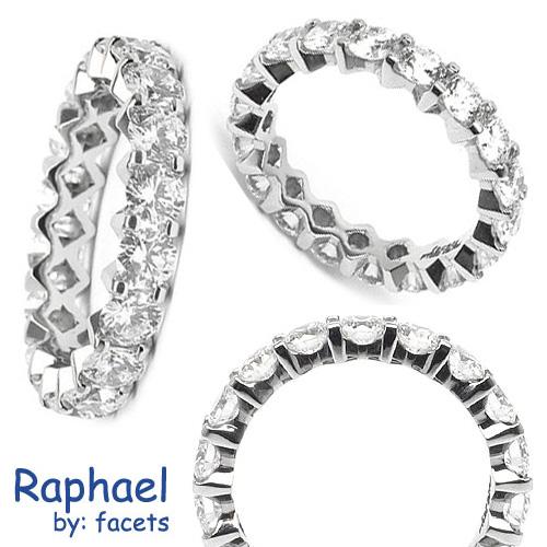 The Raphael Eternity / Wedding Band