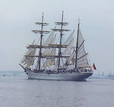 Tall Ship!