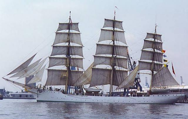 Last of the Tall Ships
