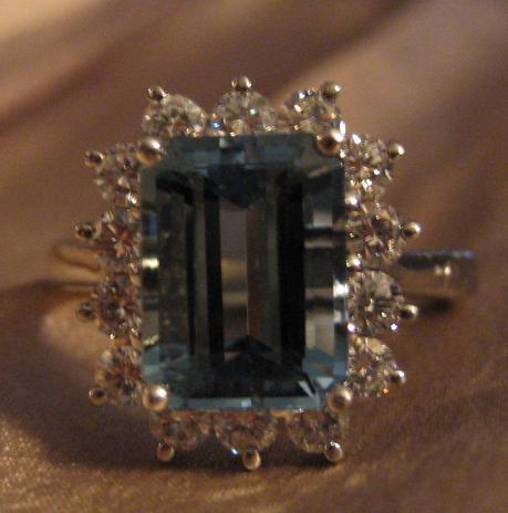 Tiffany Birthstone Ring