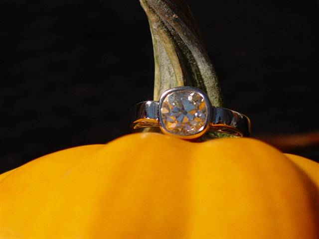 a fall engagement