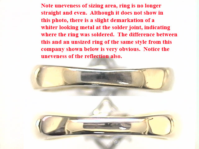 Look what they done to my ring, Ma, part 3