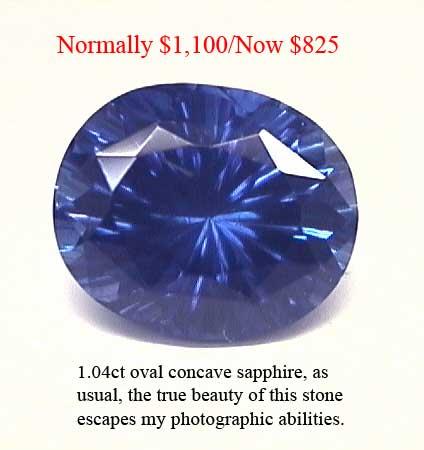 1.04ct sapphire