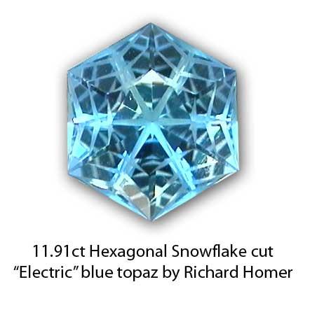 Snowflake Topaz