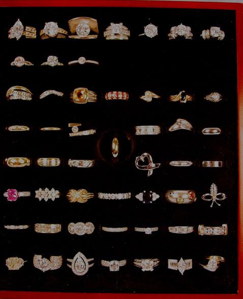 My Ring Jewelry Box
