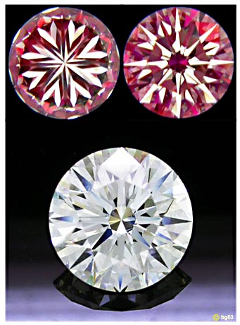hearts and arrows diamonds and the basics of diamond cutting