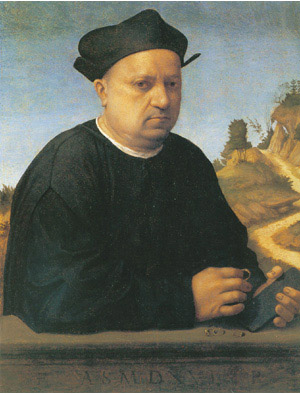 Figure 1. Portrait of a Jeweller (1516) by Franciabigio (1484-1525)