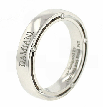 need a damiani style wedding band made rockytalky
