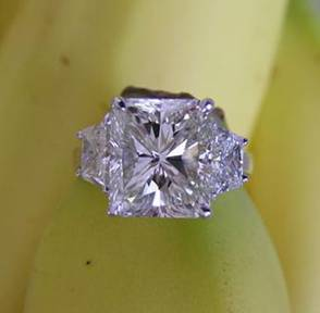 Radiant Cut Diamond posted by canuk-gal