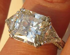 Radiant Cut Diamond posted by cidiamond