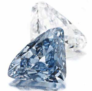 The Bulgari Blue Diamond