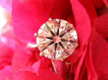 Diamond Cut - Ideal Cut Round Diamond