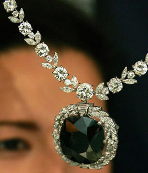 The Black Orlov Diamond