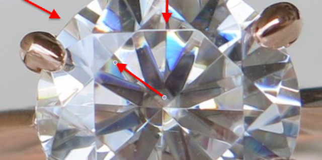 how to tell a real diamond from a synthetic diamond
