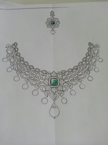 Help A Lost Little White Girl Choose Indian Jewellery