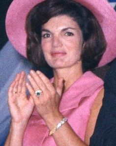 Jackie Kennedy Wedding Ring Van Cleef