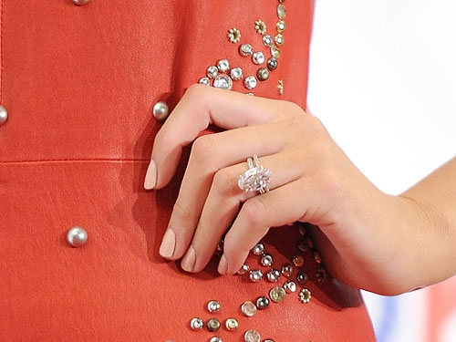 Updated Celebrity Rings!!! : Jewelry Pieces • Diamond ... Blake Lively Ring
