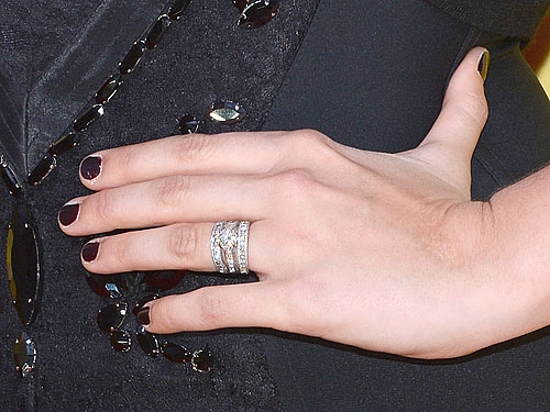 Gallery For > Elisha Cuthbert Engagement Ring