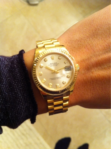 Rolex Man Wrist Watch With Price