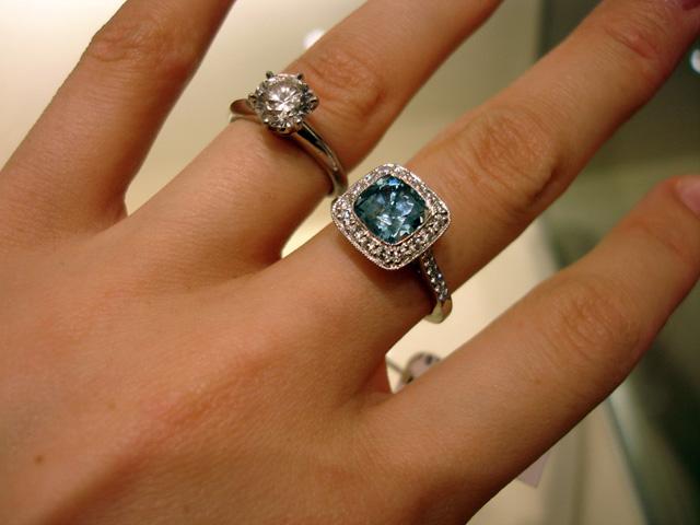 Tiffany Amp Co Engagement Ring Celebration Band Legacy