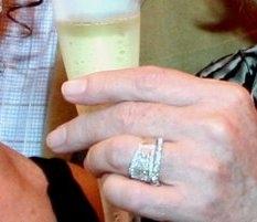 Paula Deen Wedding Ring Carats