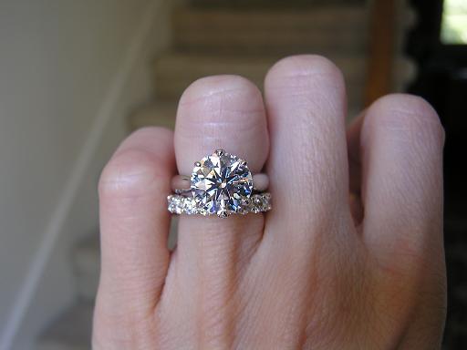 Any opinions wel ed RockyTalky • Diamond Jewelry Forum pare Diamond