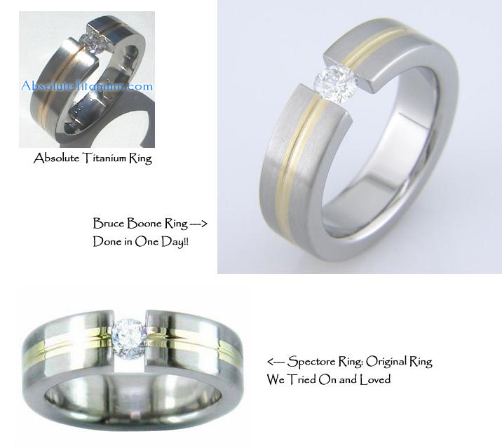 Titanium Scope Rings California