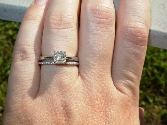 James Alan Wedding Ring