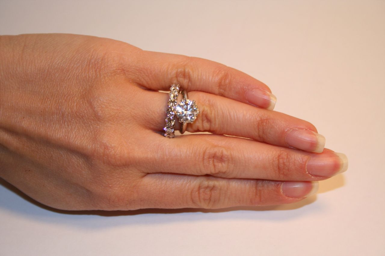 Tiffany Engagement Rings Round Image