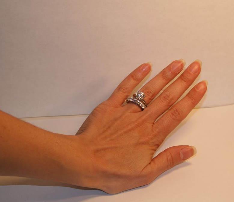 Wedding Band Stress - Please help : RockyTalky • Diamond ...
