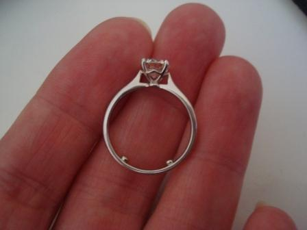 How To Put On Metal Ring Guard