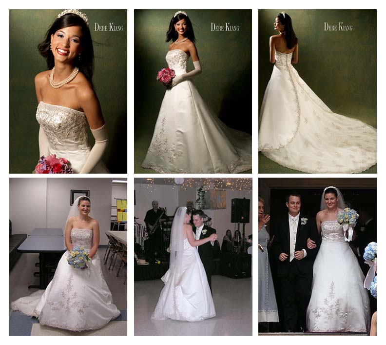 Kiang wedding gowns