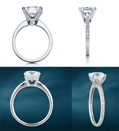 Tiffany Novo Band Ring