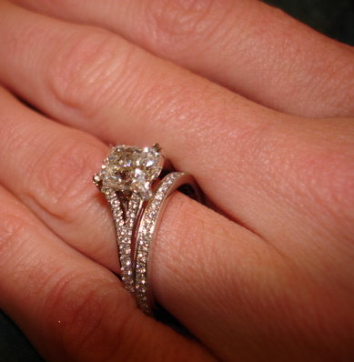 Wedding Rings For Girls