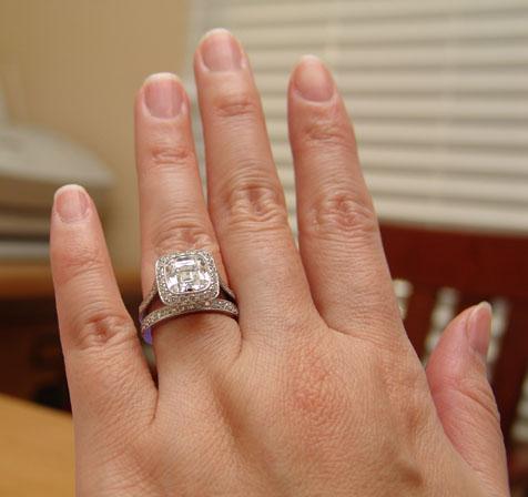 Tiffany Legacy Show Me The Bling Rings Earrings