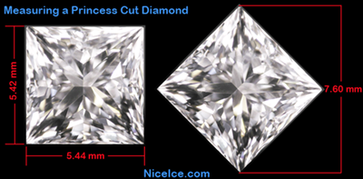 Ideal Diamond Cut Dimensions Ideal Cut Diamond Image