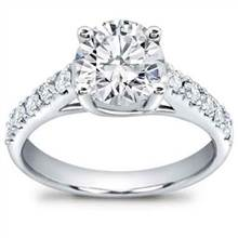 1/2 cttw. Trellis Style Engagement Setting | Adiamor