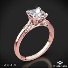 18k Rose Gold Tacori 2651PR Simply Tacori Diamond Engagement Ring | Whiteflash