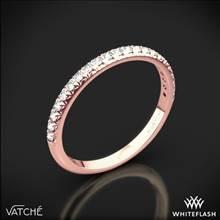 18k Rose Gold Vatche 1541 Serenity Diamond Wedding Ring | Whiteflash