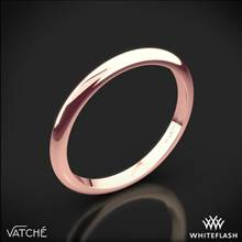 18k Rose Gold Vatche 1543 Mia Wedding Ring | Whiteflash