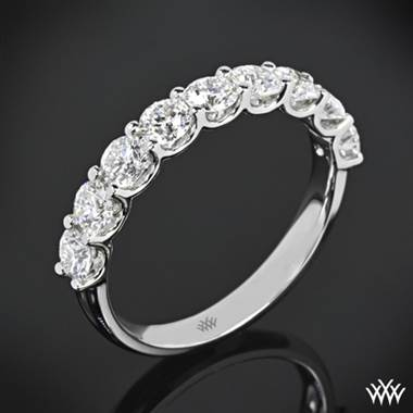 18k White Gold Kimberly Diamond Wedding Ring