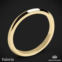 18k Yellow Gold Valoria Petite Matching Wedding Ring | Whiteflash