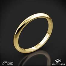 18k Yellow Gold Vatche 1543 Mia Wedding Ring | Whiteflash