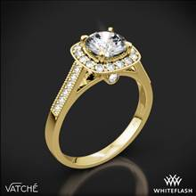 18k Yellow Gold Vatche 180 Grace Diamond Engagement Ring | Whiteflash