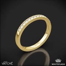 18k Yellow Gold Vatche 180-MB Grace Diamond Wedding Ring | Whiteflash