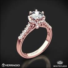 20k Rose Gold Verragio Renaissance 911RD7 Diamond Engagement Ring | Whiteflash