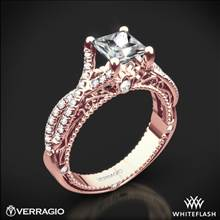 20k Rose Gold Verragio Venetian Lido AFN-5003-2 Diamond Engagement Ring | Whiteflash