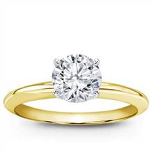 Classic Solitaire Setting (2mm) | Adiamor