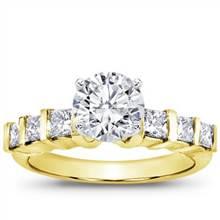Diamond Engagement Setting (0.66 CTTW) | Adiamor